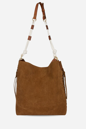 Suede Leather Holly Bag