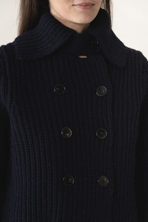 Wool Jonc cardigan