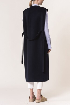 Wool and cashmere Laia Coat