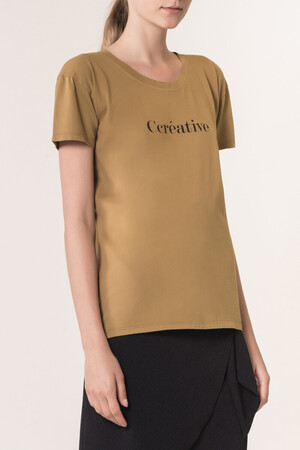 Cotton Ccreative T-shirt